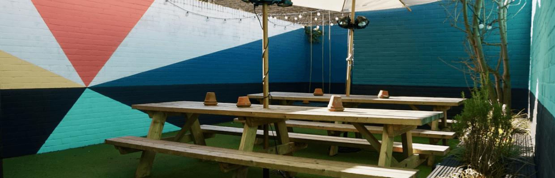 Ghost Whale Beer Garden