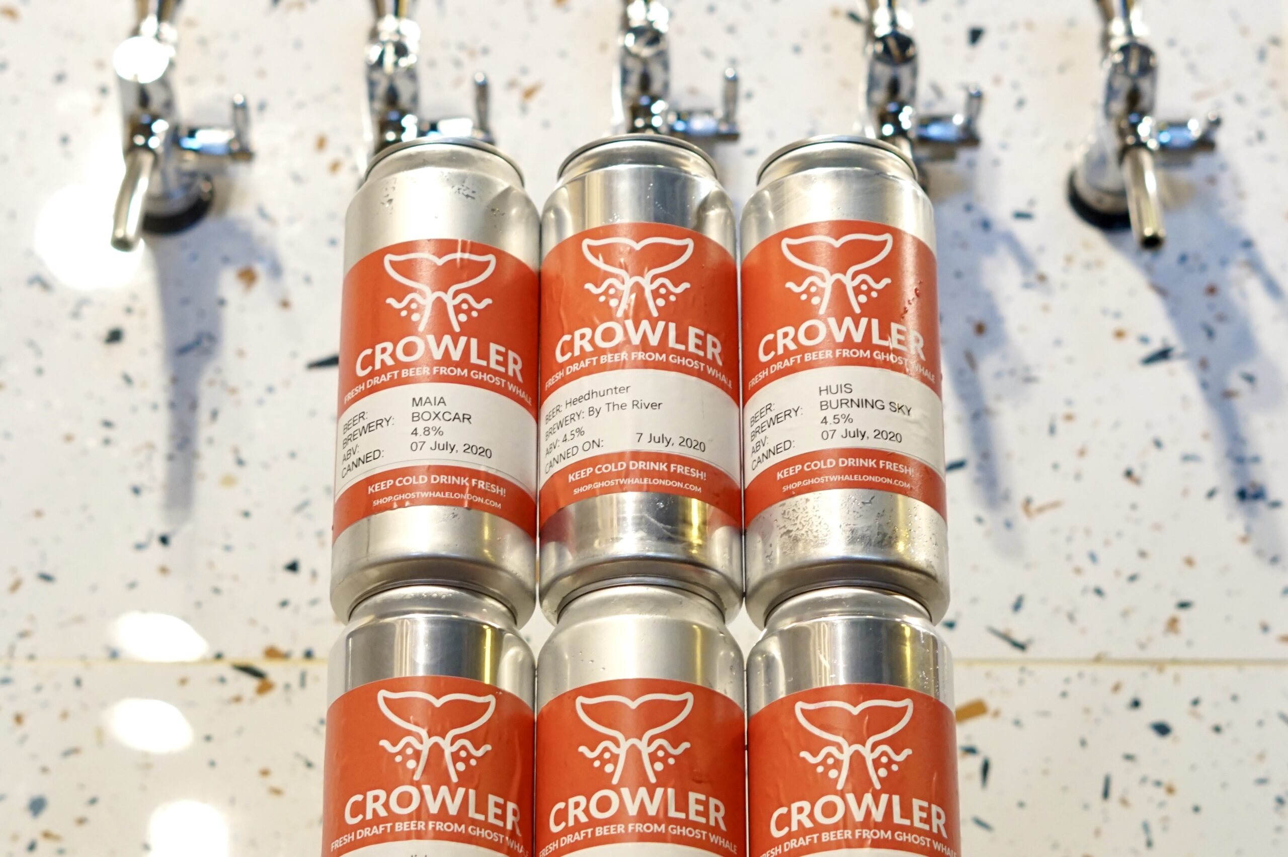 Crowler club craft beer